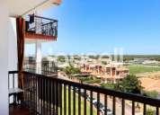 Apartamento en venta de 61m avenida edificio gacela matalascanas almonte huelva