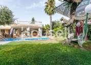 Casa en venta de 230 m urbanizacion el capricho umbrete sevilla