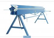 Maquinas de taller para hojalata y chapa 2.6m