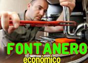 Fontanero económico en barcelona