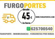 Mudanzas 3b (pinto + portes) r625-700540 chamberí