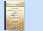 Las grandes enseñanzas cósmicas de jesús de nazare