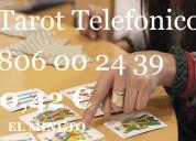 Tarot 806 barato/tarotista/0,42 € el min
