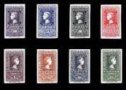 Compro centenario del sello español