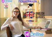 Clases de inglés online individuales