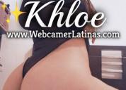Khloe latina con un cuerpaso
