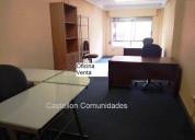 Centro de cs. local:oficinas