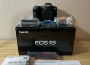 Canon eos r5 , canon eos r6 , nikon z 7ii , d780