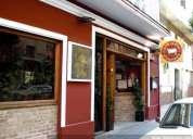 Traspaso restaurante asador en madrid distrito chamartin